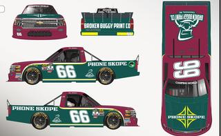 Trey Hutchens Set to Make NCWTS Debut with Bolen Motorsports at Iowa Speedway